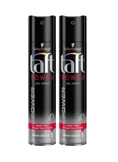 TAFT Taft Power Kafein Sprey 250 Ml *2 Adet Renksiz
